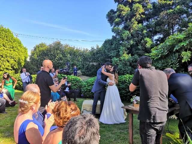La boda de Diego y Ali en Pontevedra, Pontevedra 4