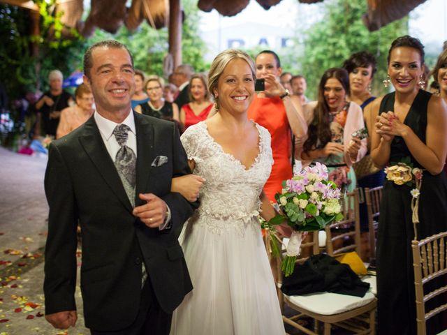 La boda de Alejandro y Arantxa en Beniflá, Valencia 17