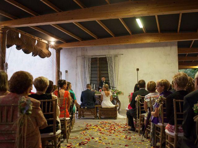 La boda de Alejandro y Arantxa en Beniflá, Valencia 18