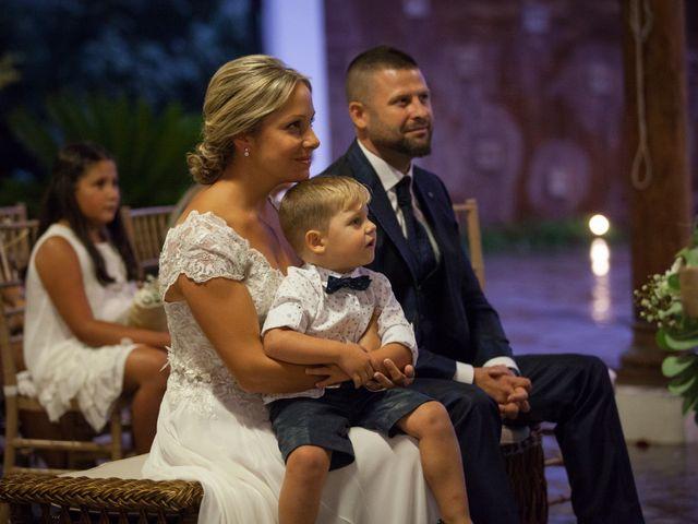 La boda de Alejandro y Arantxa en Beniflá, Valencia 19