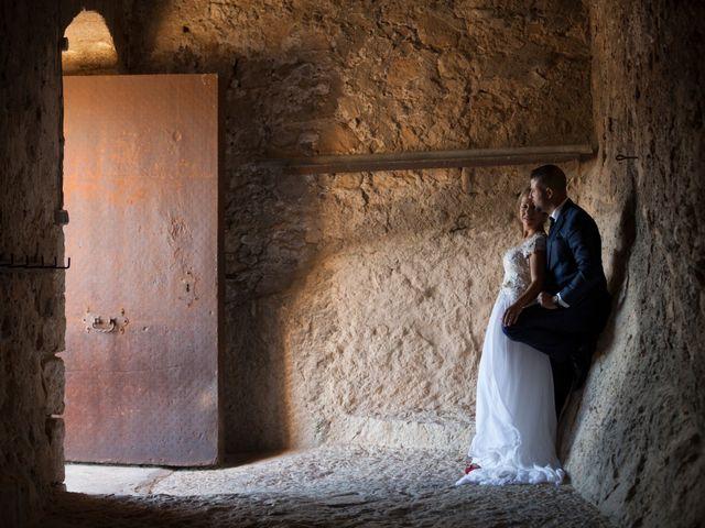 La boda de Alejandro y Arantxa en Beniflá, Valencia 1