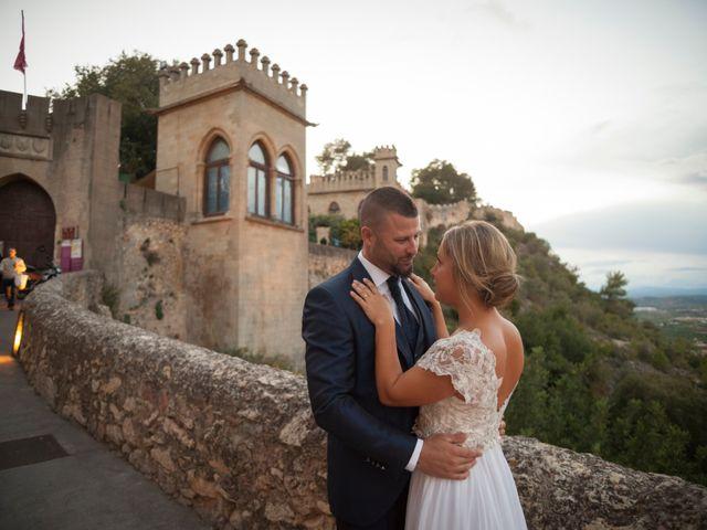La boda de Alejandro y Arantxa en Beniflá, Valencia 32