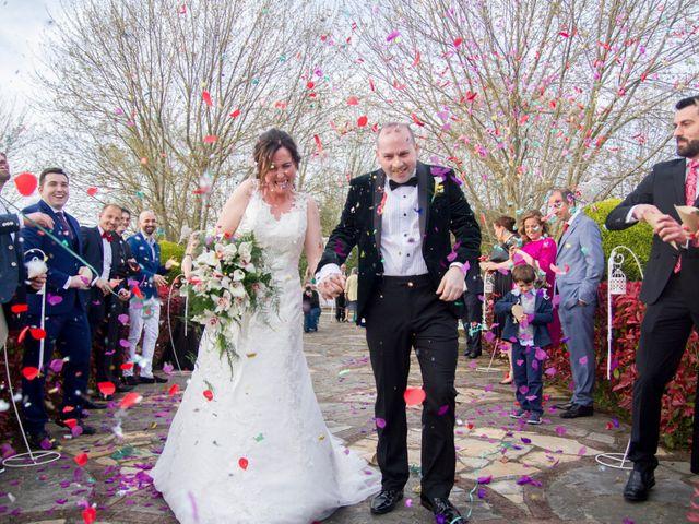 La boda de Izaskun y Manuel