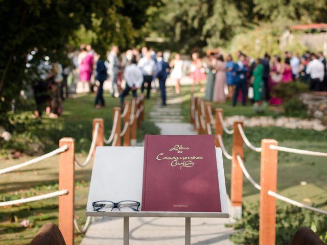 La boda de Roi y Sira en Leiro (Capital), Orense 13