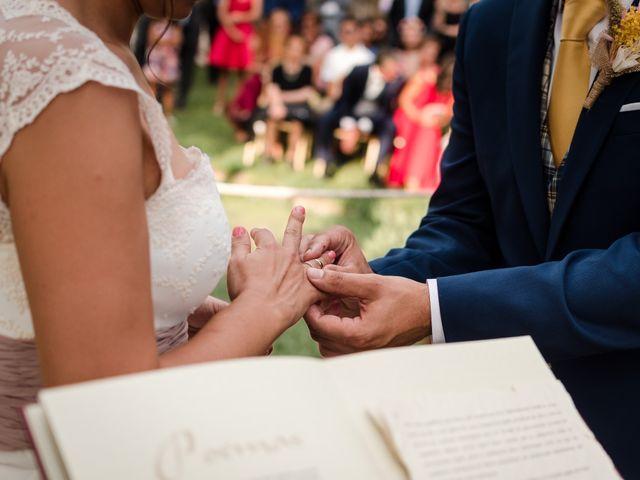 La boda de Roi y Sira en Leiro (Capital), Orense 17