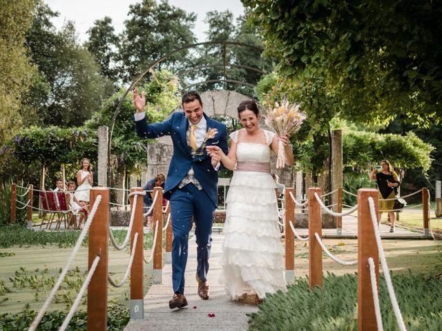 La boda de Roi y Sira en Leiro (Capital), Orense 1