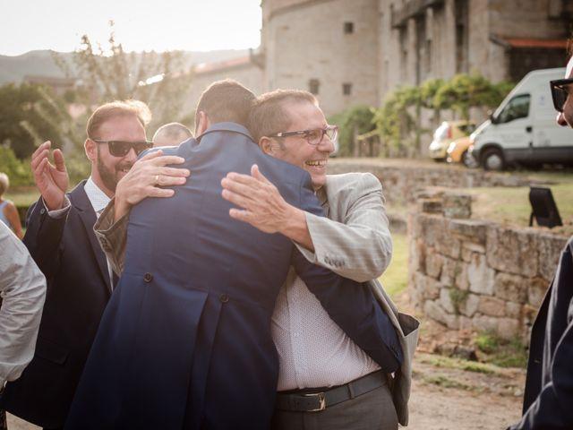 La boda de Roi y Sira en Leiro (Capital), Orense 22