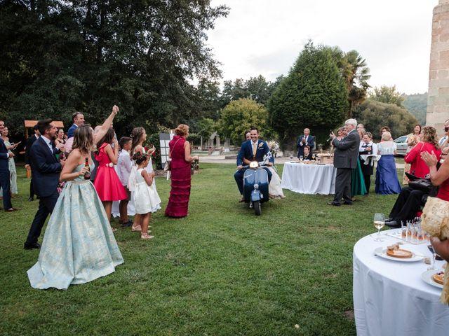 La boda de Roi y Sira en Leiro (Capital), Orense 28
