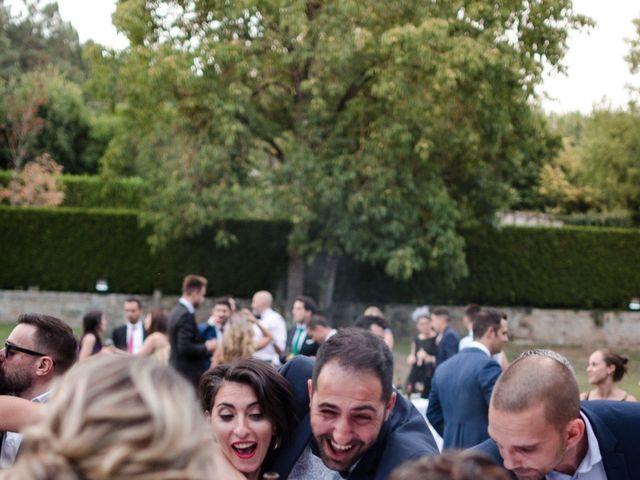 La boda de Roi y Sira en Leiro (Capital), Orense 31
