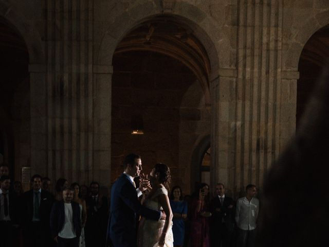 La boda de Roi y Sira en Leiro (Capital), Orense 35