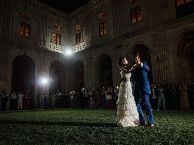 La boda de Roi y Sira en Leiro (Capital), Orense 36