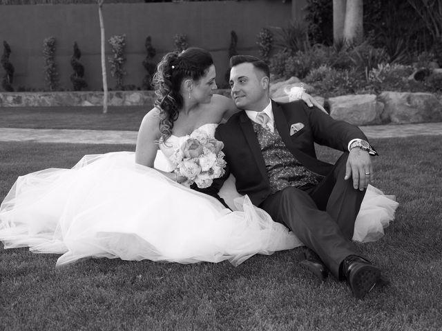 La boda de Xus y Dani