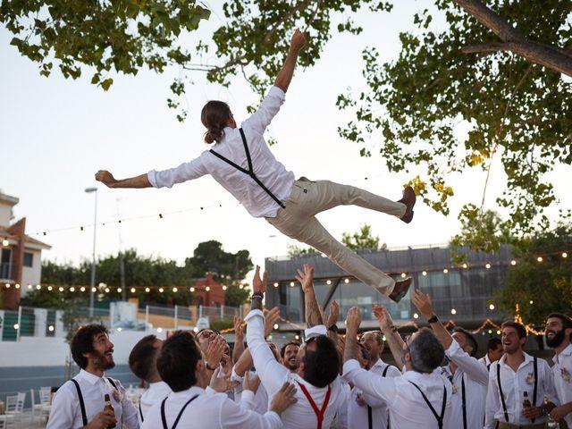La boda de Alba y Hector en Picassent, Valencia 5