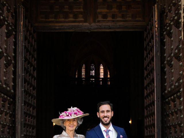 La boda de Nicolás y Natalia en Siguenza, Guadalajara 53