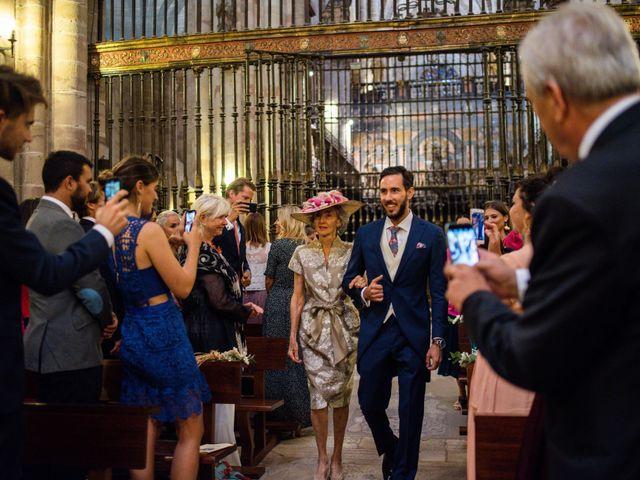 La boda de Nicolás y Natalia en Siguenza, Guadalajara 59