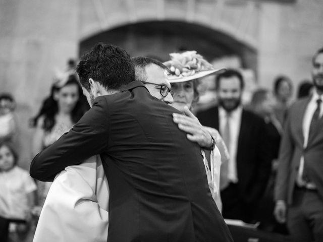 La boda de Nicolás y Natalia en Siguenza, Guadalajara 61