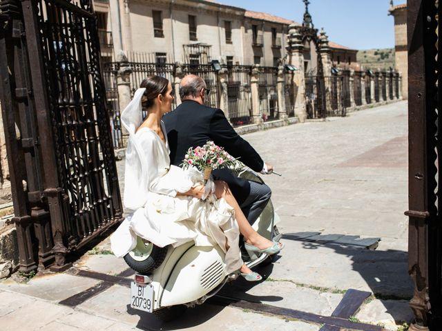 La boda de Nicolás y Natalia en Siguenza, Guadalajara 69