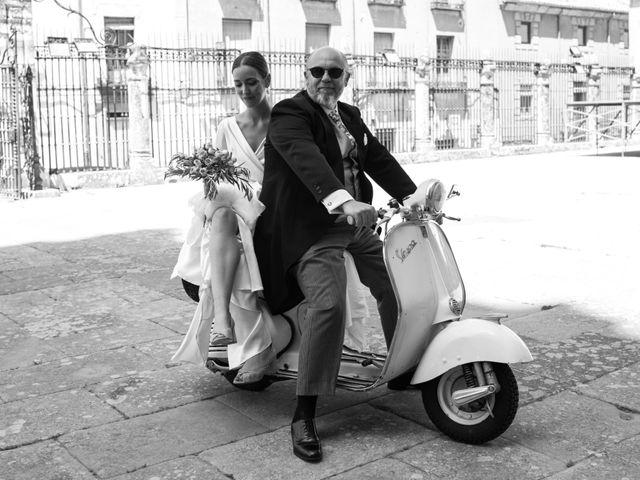 La boda de Nicolás y Natalia en Siguenza, Guadalajara 71