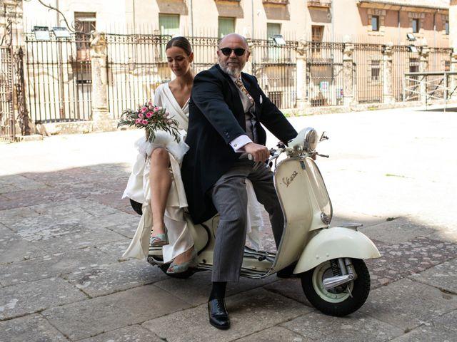 La boda de Nicolás y Natalia en Siguenza, Guadalajara 72