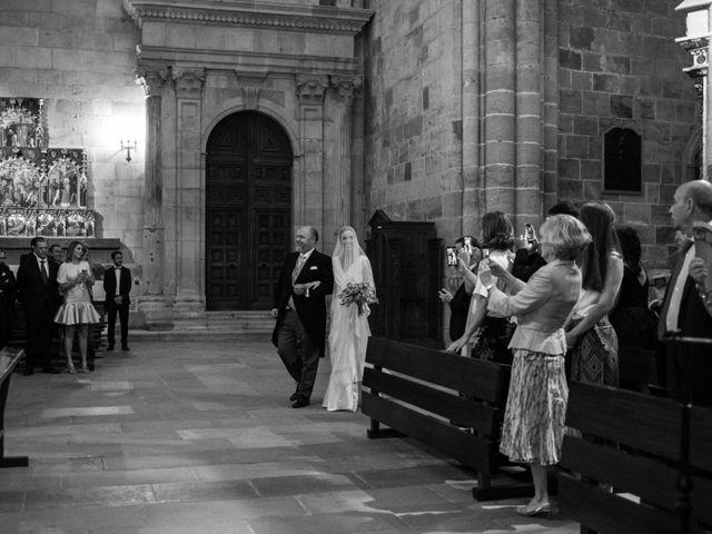 La boda de Nicolás y Natalia en Siguenza, Guadalajara 81
