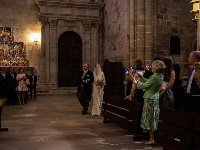 La boda de Nicolás y Natalia en Siguenza, Guadalajara 82