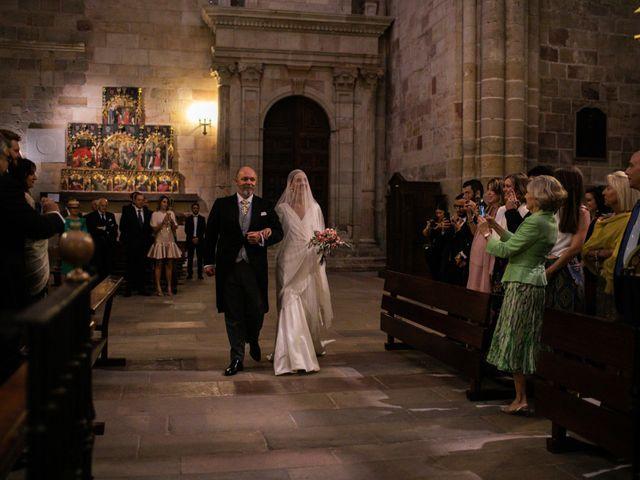 La boda de Nicolás y Natalia en Siguenza, Guadalajara 85