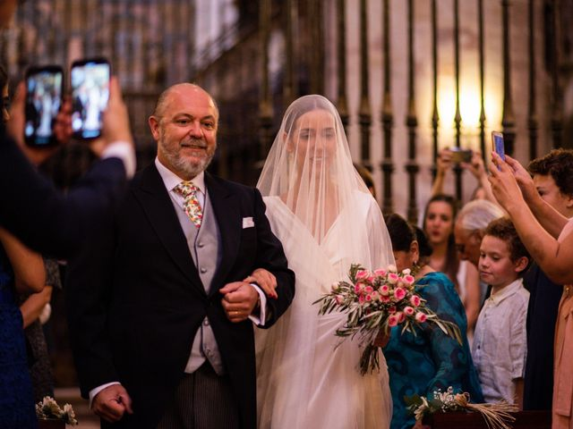 La boda de Nicolás y Natalia en Siguenza, Guadalajara 90