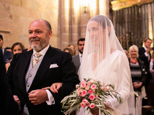 La boda de Nicolás y Natalia en Siguenza, Guadalajara 91