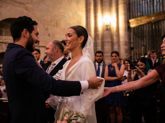 La boda de Nicolás y Natalia en Siguenza, Guadalajara 96