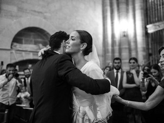 La boda de Nicolás y Natalia en Siguenza, Guadalajara 97