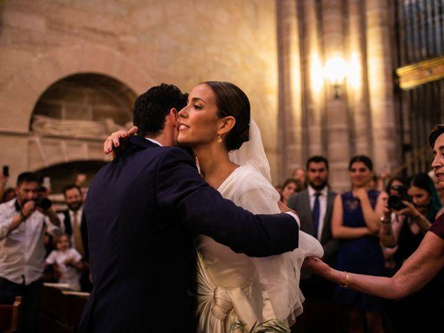 La boda de Nicolás y Natalia en Siguenza, Guadalajara 98