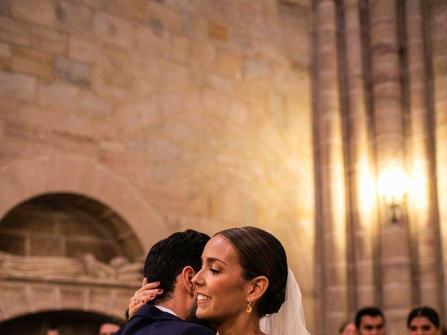 La boda de Nicolás y Natalia en Siguenza, Guadalajara 99