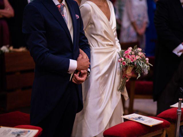La boda de Nicolás y Natalia en Siguenza, Guadalajara 102