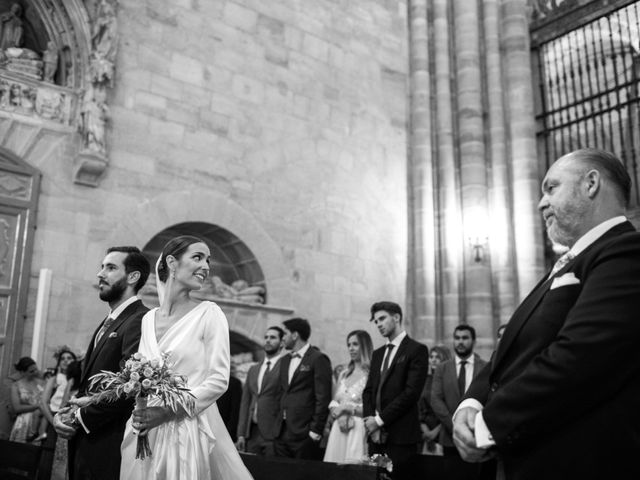 La boda de Nicolás y Natalia en Siguenza, Guadalajara 103