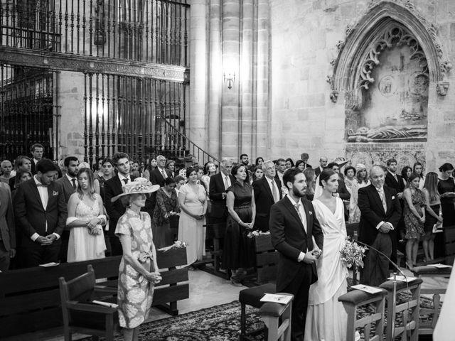 La boda de Nicolás y Natalia en Siguenza, Guadalajara 111