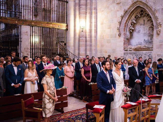 La boda de Nicolás y Natalia en Siguenza, Guadalajara 112