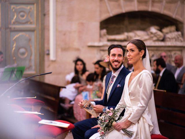 La boda de Nicolás y Natalia en Siguenza, Guadalajara 115