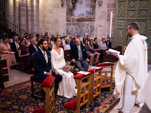 La boda de Nicolás y Natalia en Siguenza, Guadalajara 118