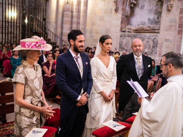 La boda de Nicolás y Natalia en Siguenza, Guadalajara 119