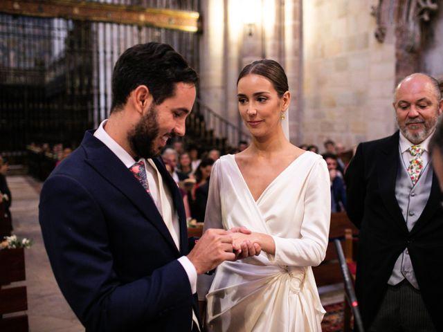 La boda de Nicolás y Natalia en Siguenza, Guadalajara 121