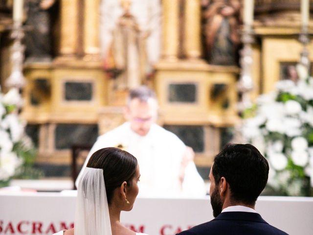 La boda de Nicolás y Natalia en Siguenza, Guadalajara 123