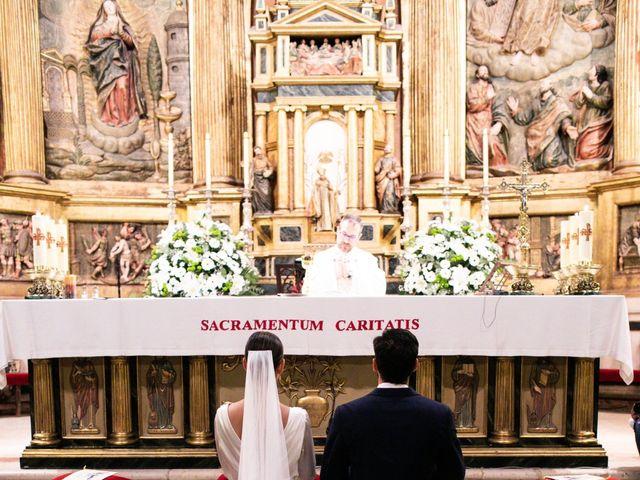 La boda de Nicolás y Natalia en Siguenza, Guadalajara 127
