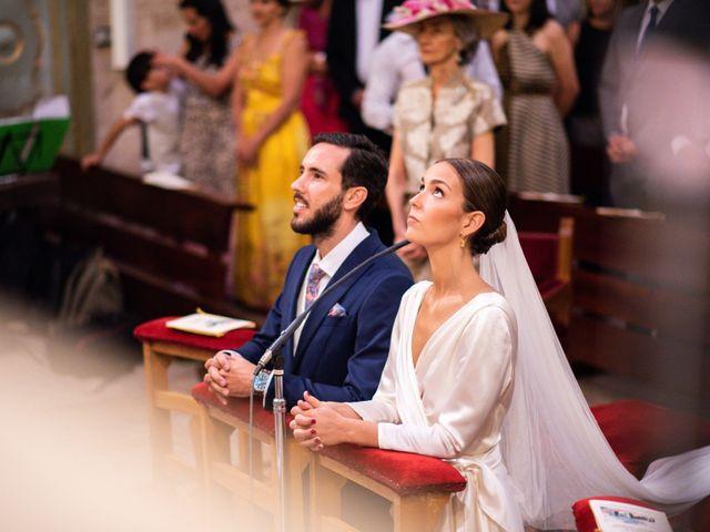 La boda de Nicolás y Natalia en Siguenza, Guadalajara 129