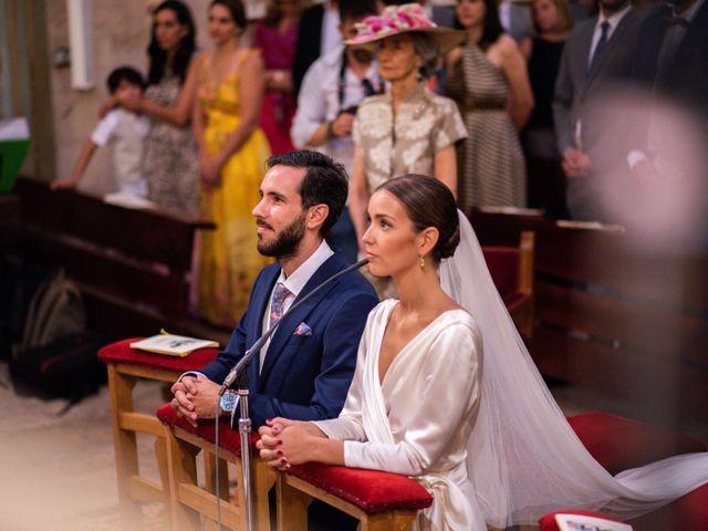 La boda de Nicolás y Natalia en Siguenza, Guadalajara 130