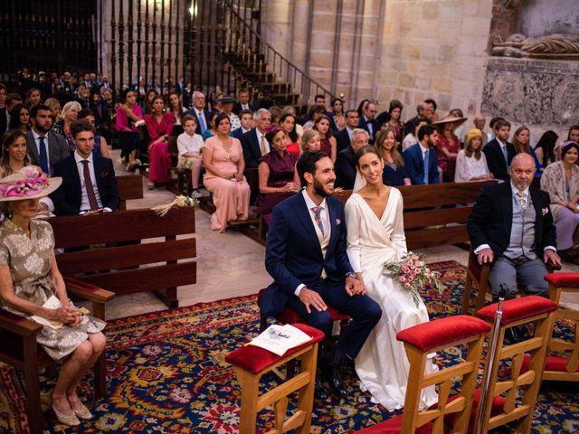 La boda de Nicolás y Natalia en Siguenza, Guadalajara 131