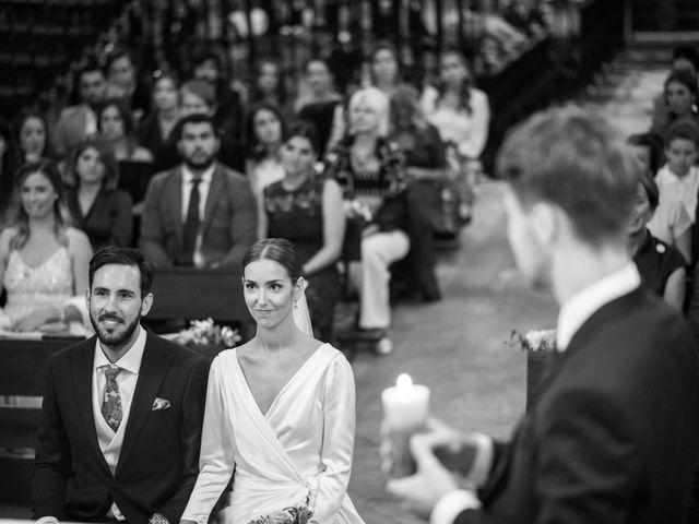 La boda de Nicolás y Natalia en Siguenza, Guadalajara 132