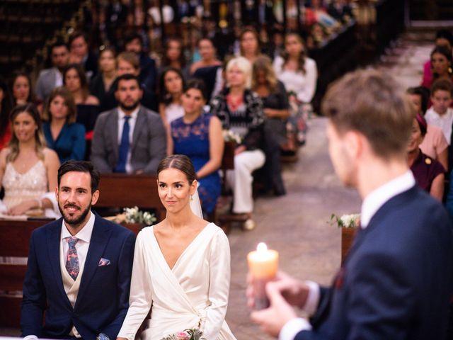 La boda de Nicolás y Natalia en Siguenza, Guadalajara 133