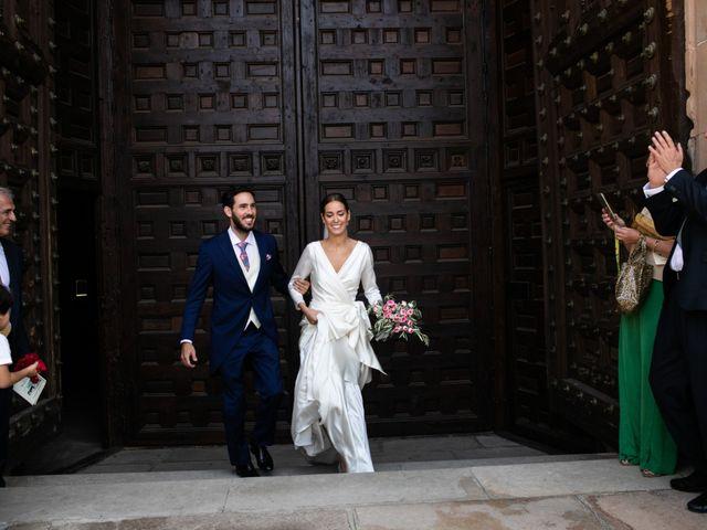 La boda de Nicolás y Natalia en Siguenza, Guadalajara 135