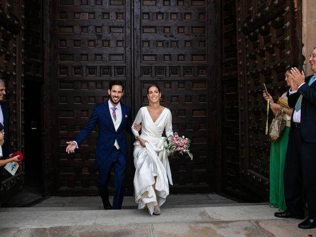 La boda de Nicolás y Natalia en Siguenza, Guadalajara 136