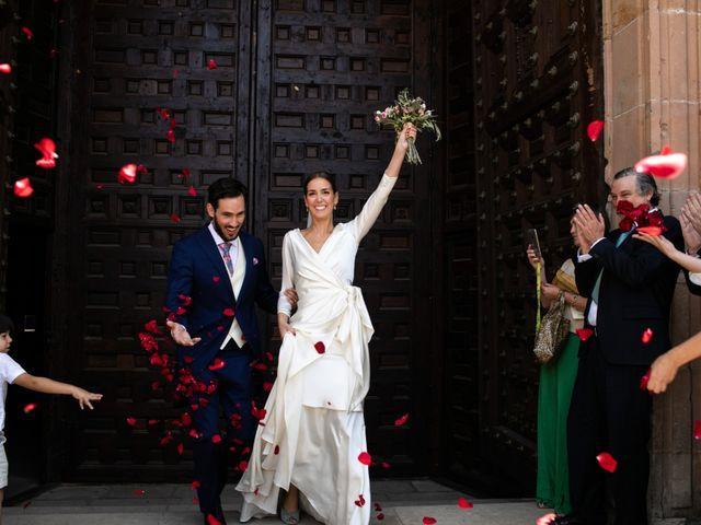 La boda de Nicolás y Natalia en Siguenza, Guadalajara 137